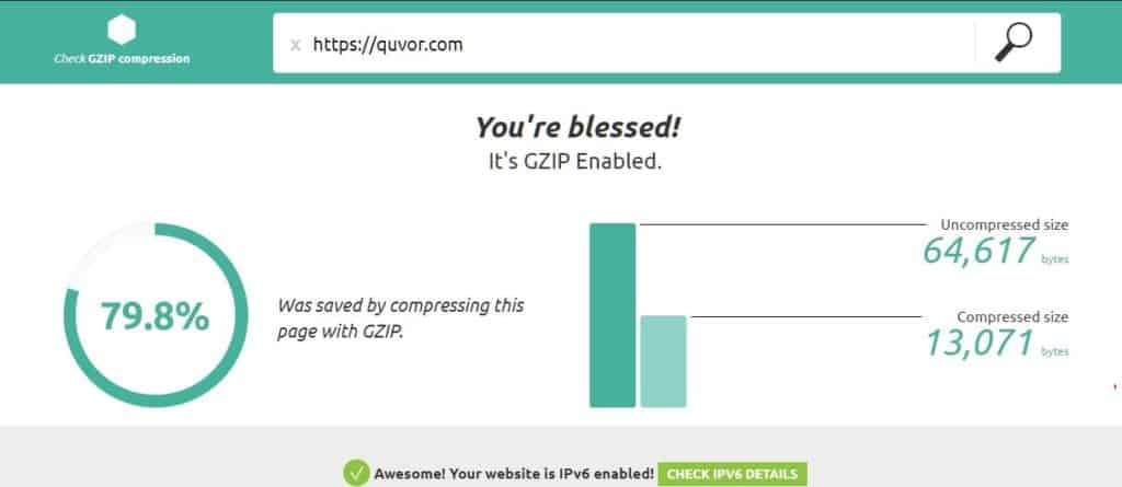 gzip-test-results