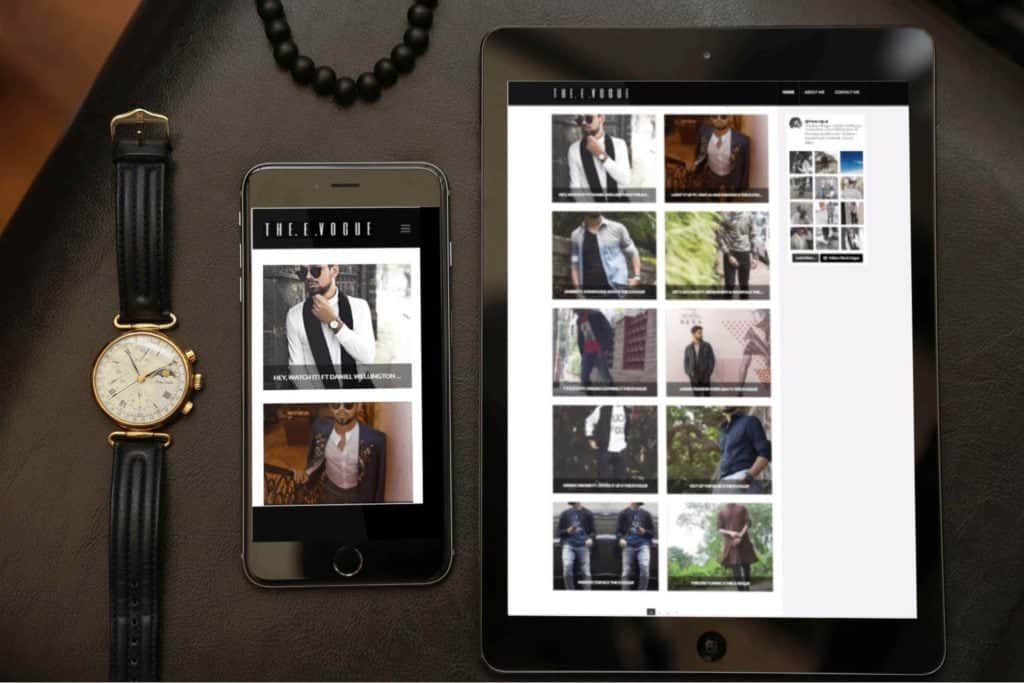 responsive on all devices proof