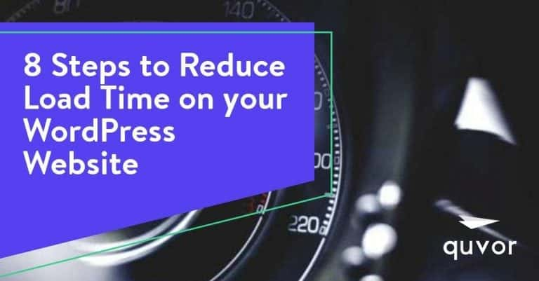 Is Your WordPress Website Slow? 8 Steps to Make it ...
