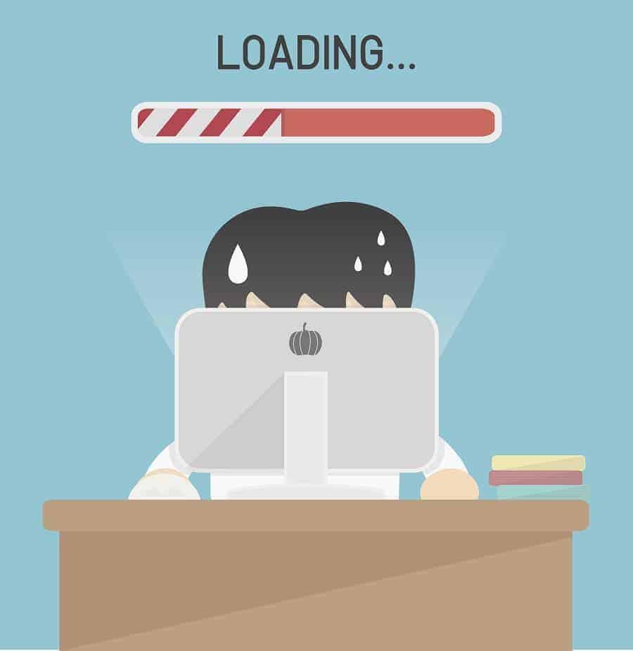 wordpress suddenly slow