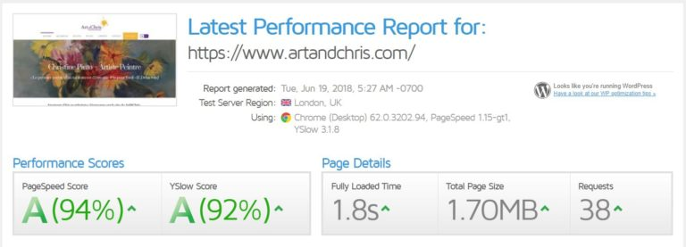 WordPress Speed Optimization Service - Quvor